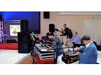 Indian Live Band for wedding, birthday & events & parties.