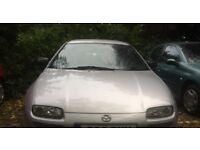 MAZDA 323 EXFAMILY CAR LOVELY CONDITION