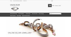 Well Established Online Jewellery Shop Business