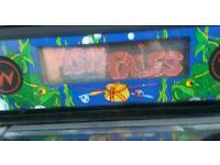 Pinball fish tales Williams game