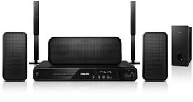 PHILIPS SURROUND SOUND SYSTEM * HTS3376 Home Cinema System 5.1, DVD / MPEG4 player, HDMI, USB