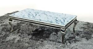 large marble coffee table (M2550)