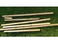 FREE for COLLECTION selection of off-cuts of wood (S8)