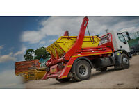 Lanarkshire Skips - Lets talk rubbish!! All sizes available - all private and commercial clearances!