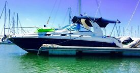 Boat - Motorboat - Sea Ray 275 - Searay 275 - Sundancer - Perfect Boat - £29950 - Offers welcome!
