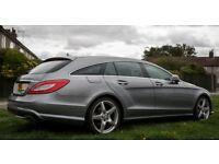 Mercedes-Benz CLS350 3.0CDI Shooting Brake 7G-T Plus AMG Sport BlueEFFICIENCY 62