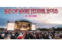 ISLE OF WIGHT FESTIVAL 2018 - *ADULT WEEKEND CAMPING TICKET*