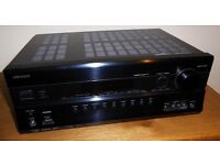 Onkyo TX-SR607 - Dolby 7.2-Channel A/V Surround Home Theatre Receiver