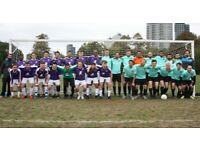 JOIN THE BIGGEST AND BEST 11 ASIDE FOOTBALL TEAM IN LONDON, FIND FOOTBALL j3hg4