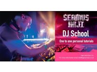 Learn how to DJ in Brighton - Seamus Haji DJ School