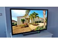 """32"""" TOSHIBA SMART FULL HD LED TV BUILT IN WIFI FREEVIEW CHANNELS REMOTE CONTROL & FREE DELIVERY"""