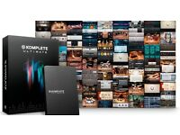 Native Instruments Komplete 11 Ultimate FULL VERSION !!