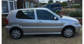 *** VW Polo 1.4 5dr AUTO Very Low Mileage****