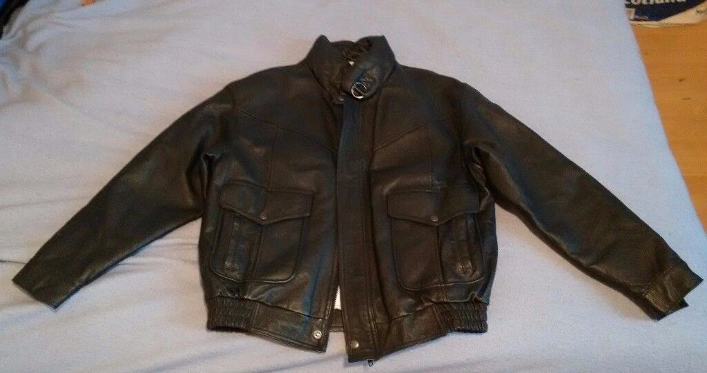 Fieldsheer Men's Leather Jacket