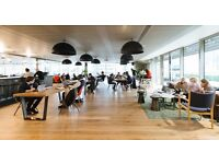 WITH MODERN FURNISHINGS AND LOCKABLE STORAGE OFFICE DESK SPACE FOR RENT IN MOORGATE LONDON