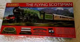 🚂Hornby The Flying Scotsman Train Set