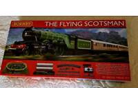 🚂Hornby The Flying Scotsman Train Set