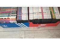 Friends box set (a bit muddled)