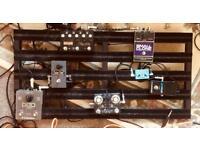 Pedal Train Pro Classic Pedal Board