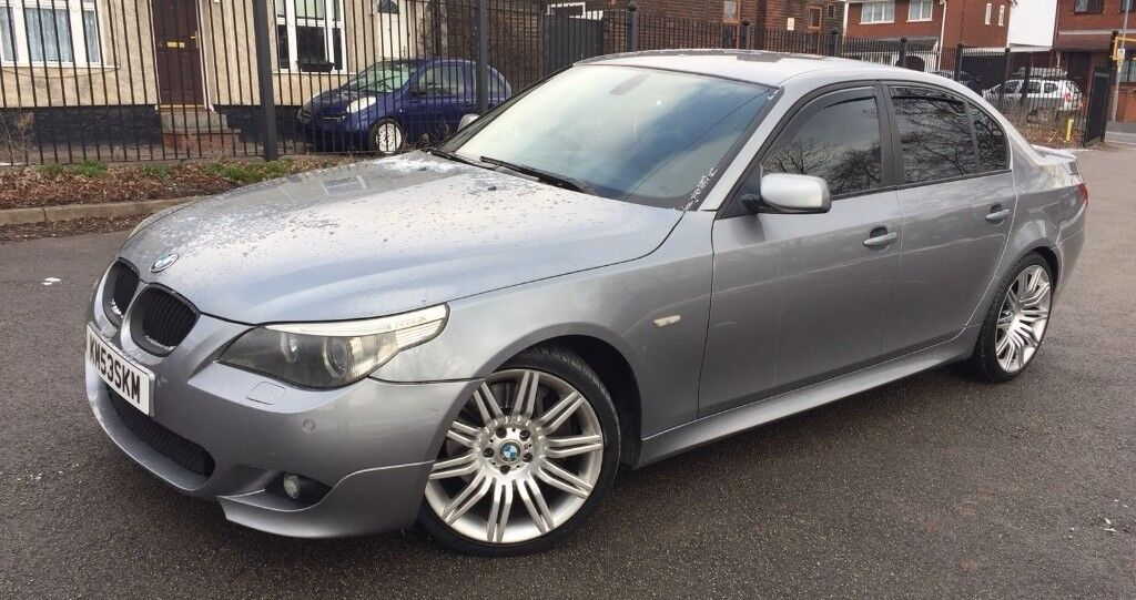 2005 Bmw E60 535d Msport Automatic Diesel Remapped In Sandwell