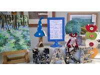 Workshops at Crafters Emporium: Art:Crochet:Felting:Kniting