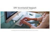 Secretarial / Bookkeeping Services