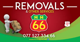 "Removals, Painting, Decorating, Tiling, Flooring, Man & Van ""MM 66 Limited"""