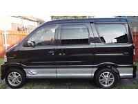 REDUCED PRICE FOR QUICK SALE Daihatsu Atrai 7 Sport Camper Conversion 5 Seater Automatic Small Van