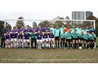 SATURDAY 11 ASIDE FOOTBALL, FIND 11 ASIDE FOOTBALL TEAM, PLAY FOOTBALL LONDON 292h