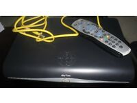 Sky+HD set-top box,Wireless Router for Sale,Preowned, Good condition, Collection only