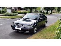 Saab 9-3 petrol 2.0l turbo- only £449!!