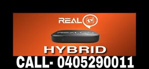 Real tv hybrid live Indian channel Melbourne CBD Melbourne City Preview