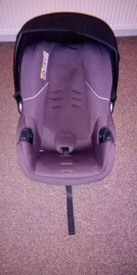 Car baby seat from birth