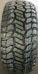SET OF FOUR (4) RADAR 265/60R18 119/116Q RENEGADE RT Coorparoo Brisbane South East Preview