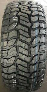 SET OF FOUR (4) RADAR 265/65R18 122/119Q RENEGADE RT Coorparoo Brisbane South East Preview