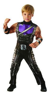 Hawkeye Avengers Assemble Deluxe Kostüm für (Hawkeye Kostüm Kind)