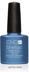 CND Shellac UV Nail Polish Varnish Soak Off All Colours Top Base coat UK Seller