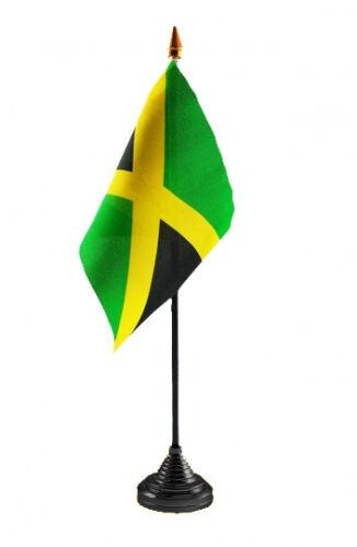 JAMAICAN TABLE FLAG desktop JAMAICA KINGSTON CARIBBEAN