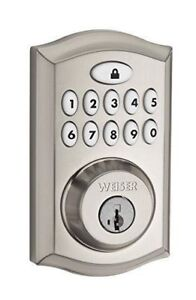 Weiser Smart Code Deadbolt