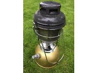 Original paraffin Tilly lamp