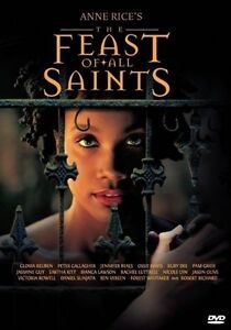 The Feast Of All Saints (DVD, Region 4) Jennifer Beals - Brand New, Sealed