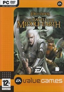 Lord of the Rings: The Battle for Middle Earth II 2 PC - New Sealed