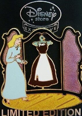 Disney Store Europe Cinderella Closet Spinner Limited Edition 1000 pin