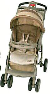 **** Evenflo Aura Elite Stroller ****