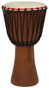 DJEMBE WITH STAND , IN MINT CONDITION