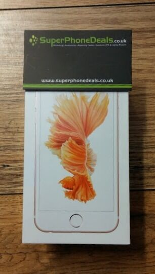 APPLE IPHONE 6S 16GB (ROSE GOLDUNLOCKEDBRAND NEW APPLE REPLACEMENTWARRANTY JULY 2017in Coventry, West MidlandsGumtree - APPLE IPHONE 6S 16GB (ROSE GOLD) UNLOCKED BRAND NEW APPLE REPLACEMENT WARRANTY JULY 2017 RECEIPT WILL BE PROVIDED FOR TOTAL PEACE OF MIND TEL 02476 267847 REF AP1789 313380