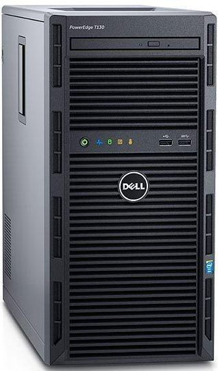 Dell PowerEdge T130 64GB RAM 4TB 4x1TB RAID E3-1230 v5 Server 2016 Standard