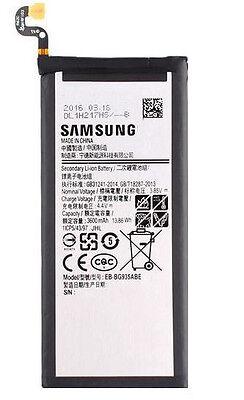 Original Samsung S7 Edge Akku EB-BG935ABE Für Galaxy S7 Edge G935F