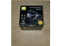 NIKON COOLPIX B500 16 megapixels Black NEW