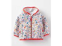 Boden pack away rain jacket (12-18 months)